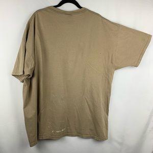 Vintage Shirts - ORIGINAL 1968 OLYMPIC GAMES Short Sleeve Tee Shirt